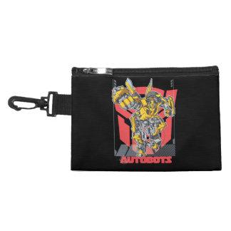 Bumbleebee Badge Autobots Accessory Bag