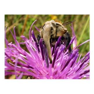 Bumblefant Postcard