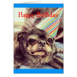 Bumblesnot greeting card: Happy Birthday
