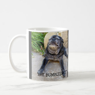 Bumblesnot: Happiness is an Adopted Pet mug