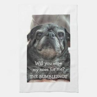 Bumblesnot Kitchen Towel