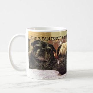 Bumblesnot mug: Bring a little love...