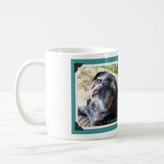 Bumblesnot Mug: Happiness is an Adopted Pet