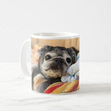 Coffee Themed Bumblesnot mug: Oh what a Bumbleful morning! Coffee Mug