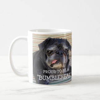 "Bumblesnot mug: ""Proud to be a Bumblehead"" Classic White Coffee Mug"