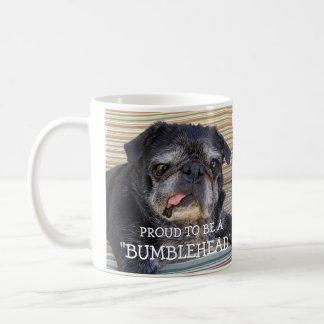 "Bumblesnot mug: ""Proud to be a Bumblehead"" Classic White Coffee Mug"