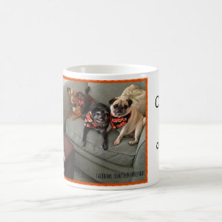 Bumblesnot Mug: The Bacon Bunch Coffee Mug