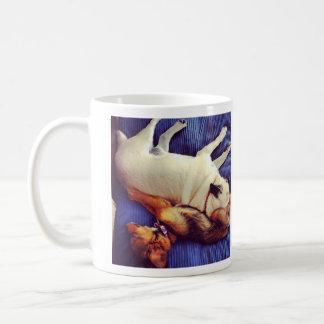 Bumblesnot mug: The Kid & Wee One/All you need... Coffee Mug