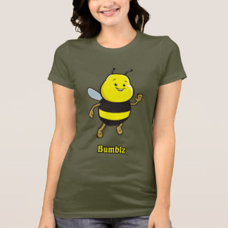 Bumblz Ladies Basic T-Shirt
