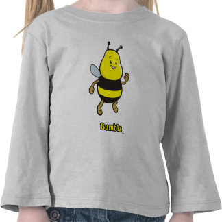 Bumblz Toddler-Sized Long Sleeve T-Shirt