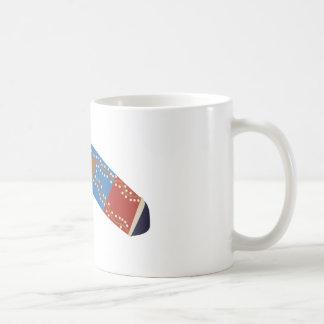 Bumerán australiano taza clásica