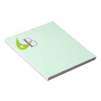 Bumerán retro adaptable libreta para notas