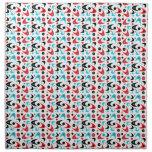 Bumeranes retros adaptables servilletas de papel
