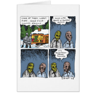 Bummer Greeting Card