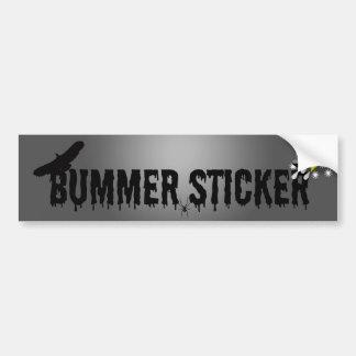 Bummer Sticker