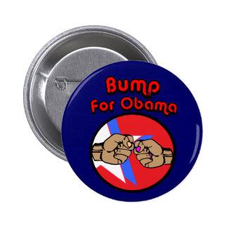 Bump For Obama Button