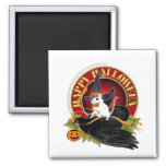 Bump In The Night 2 Inch Square Magnet