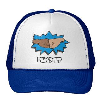 BUMP IT (fist bump) Mesh Hat