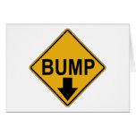 Bump Maternity Greeting Card