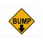 Bump Maternity Postcard
