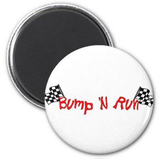 Bump N Run 2 Inch Round Magnet