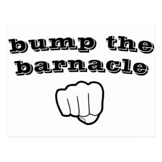 Bump the Barnacle Postcard