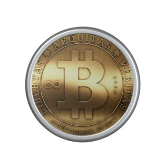 Bump the Bitcoin Speaker