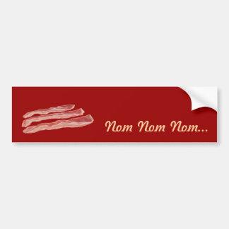 Bumper Bacon Bumper Sticker