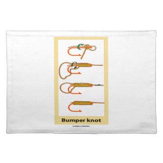 Bumper Knot Cloth Place Mat