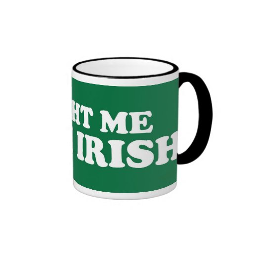 bumper ringer coffee mug