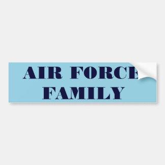 Bumper Sticker Air Force Family