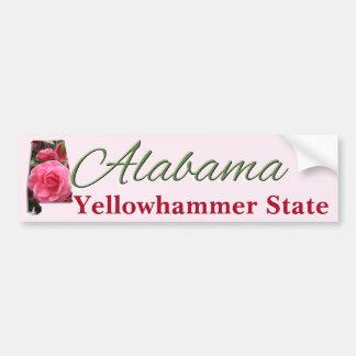 Bumper Sticker - ALABAMA
