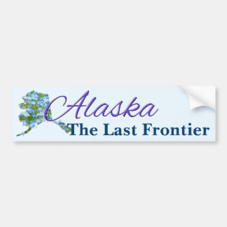 Bumper Sticker - ALASKA