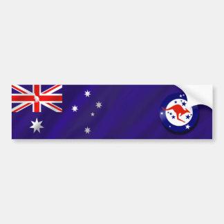 Bumper sticker Australia for Australians