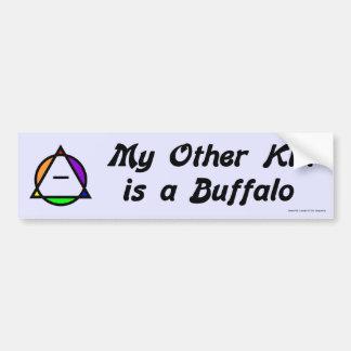 Bumper Sticker - Buffalo