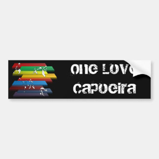 bumper sticker capoeira martial arts