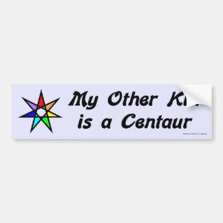 Bumper Sticker -  Centaur