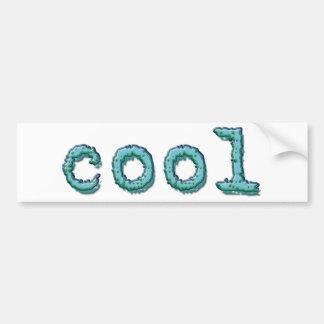 Bumper Sticker -- cool