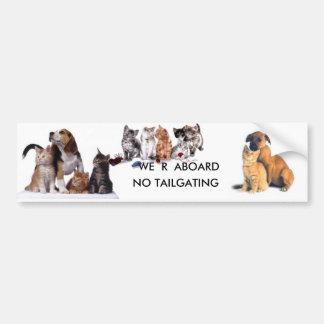 Bumper Sticker - Customized