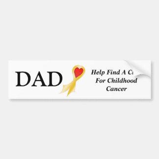 Bumper Sticker Dad