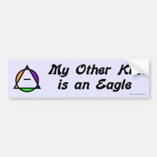 Bumper Sticker - Eagle