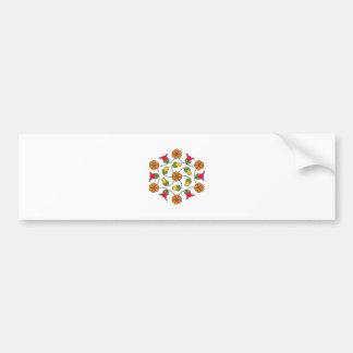 Bumper Sticker-Flower Series#63 Bumper Sticker