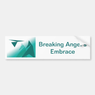 Bumper Sticker for Breaking Anger's Embrace