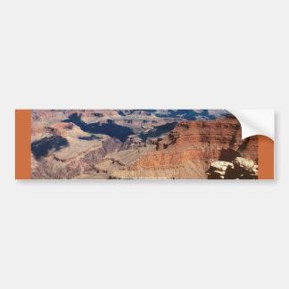Bumper Sticker / Grand Canyon Car Bumper Sticker