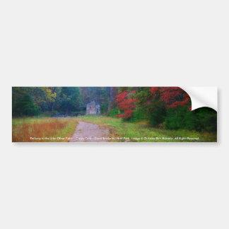 Bumper Sticker -John Oliver Cabin - Cades Cove, TN