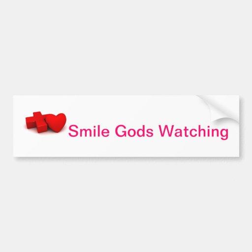 Bumper Sticker/Kind Sayings