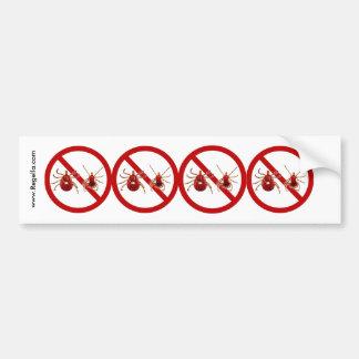 Bumper Sticker, Lyme Disease Awareness (Lime) Car Bumper Sticker
