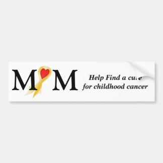 Bumper sticker Mom