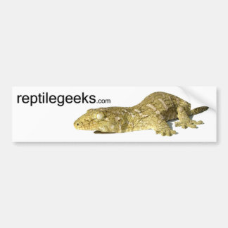 Bumper Sticker - New Caledonian Giant Gecko