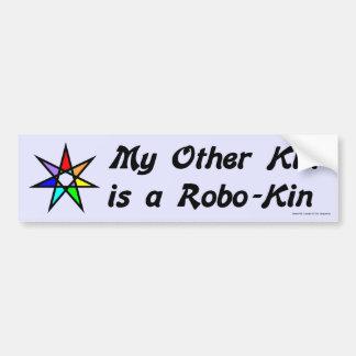 Bumper Sticker - Robo-Kin